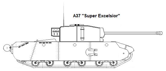 A37 Super excelsior