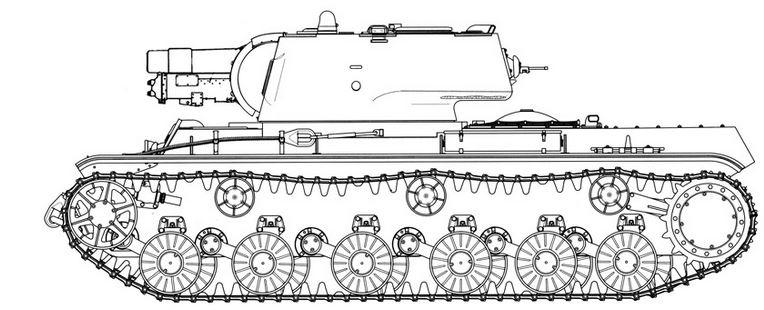 KV-1 6-inch