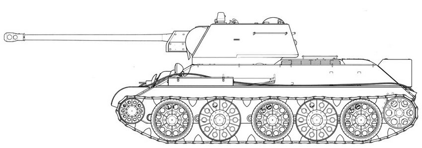 T34-17pdr