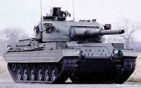 Vickers MBT