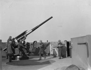 4.5 inch gun